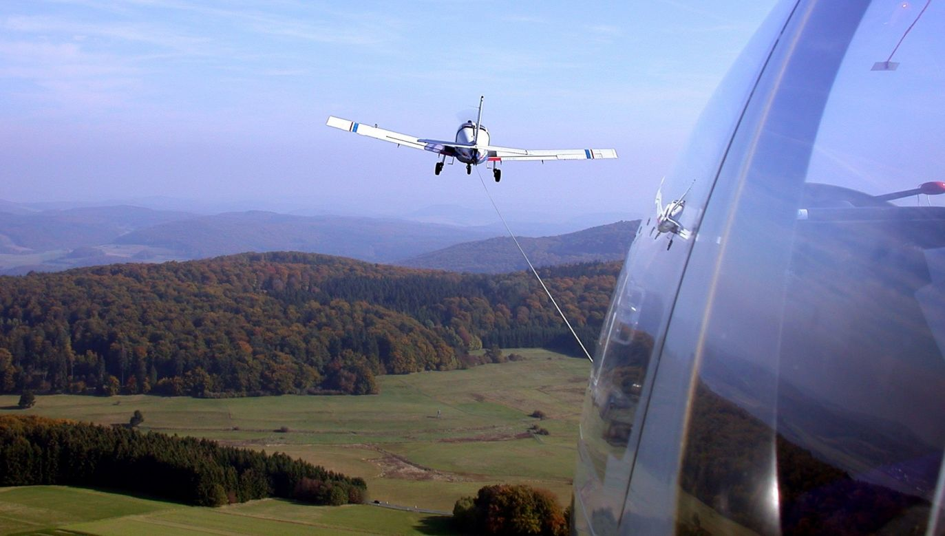 Gliding as a sport began in the 1920s, with a goal of increasing the duration of the flight. Photo: Pixabay/nepomuk-si