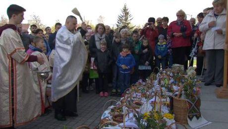 W tym roku Wielkanoc obrządków wschodnich przypada 8 kwietnia