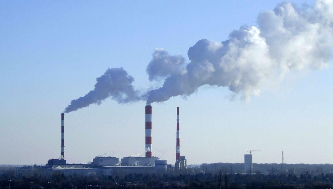 W środę odbyła się pierwsza tegoroczna aukcja CO2 (fot. wikipedia.org/PanSG)