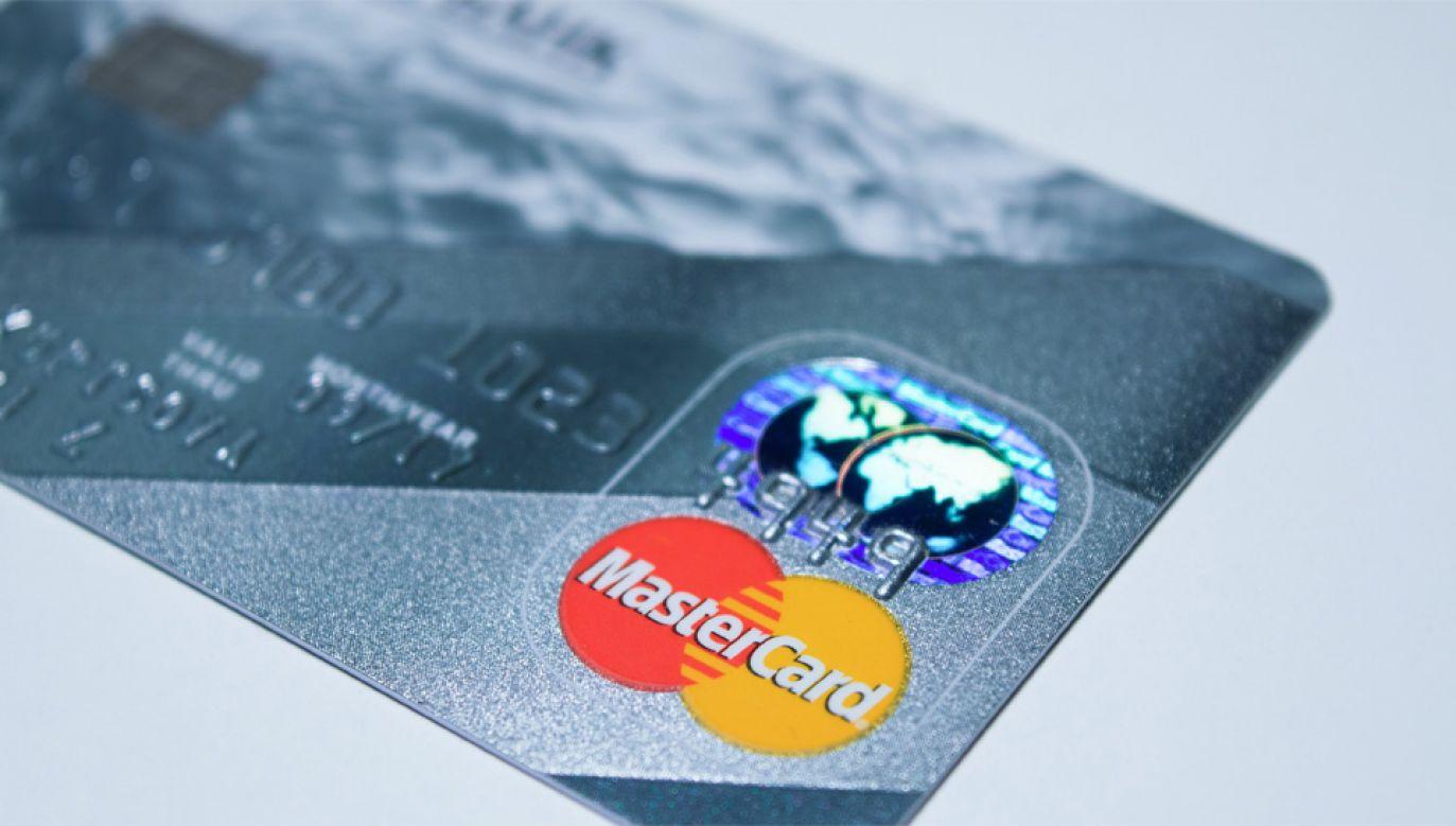 """""""Firma MasterCard złamała przepisy antymonopolowe"""" (fot. Pexels)"""