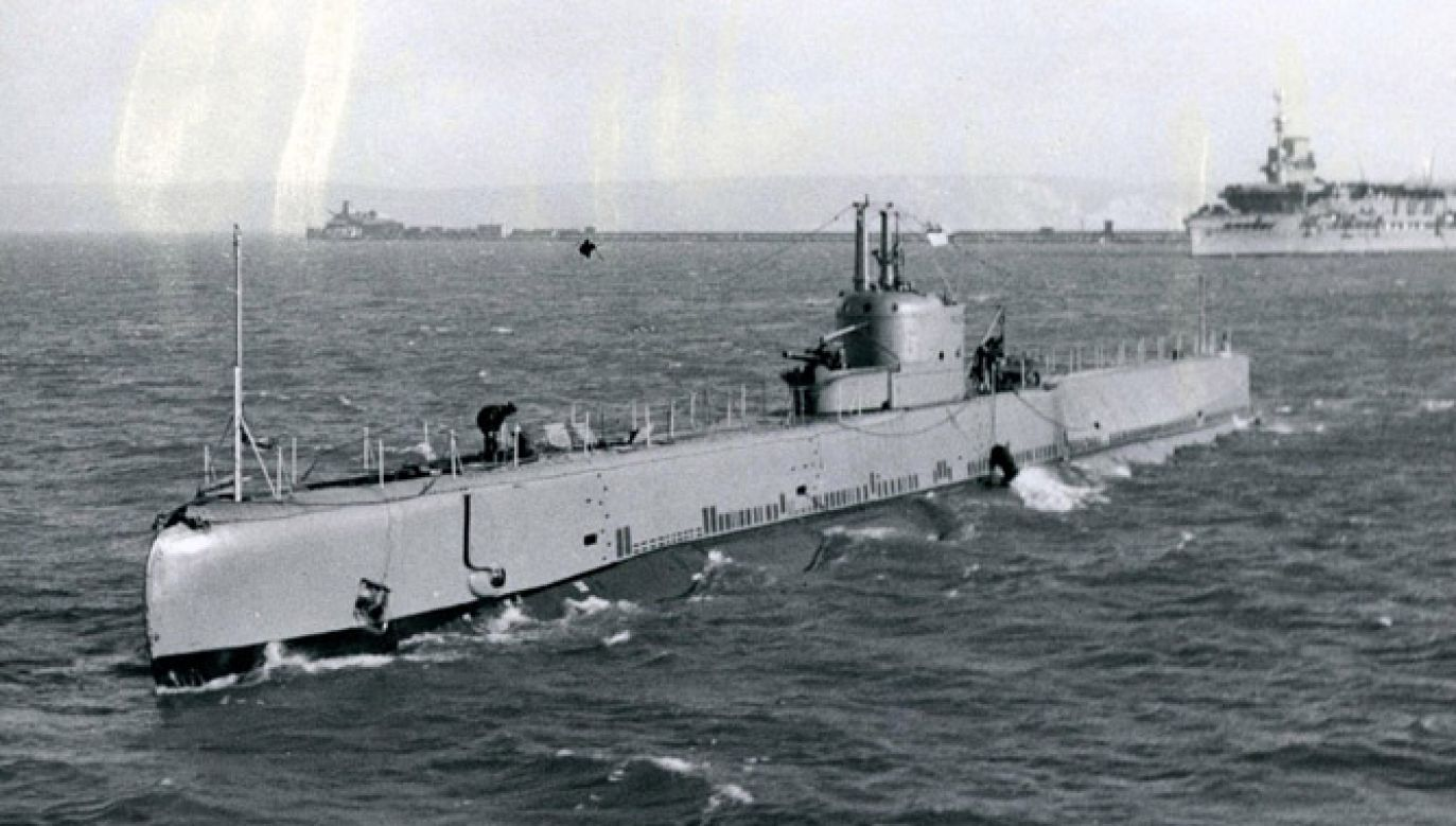 """""""Narwhal"""" zatonął podczas II wojny światowej (fot. Twitter/World Tech News/NationalMuseumRoyalNavy)"""