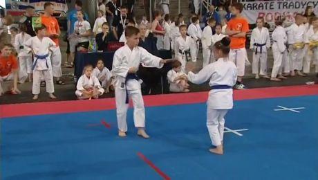 Ogólnopolski Puchar Dzieci i Seniorów w karate tradycyjnym 11.06.2017