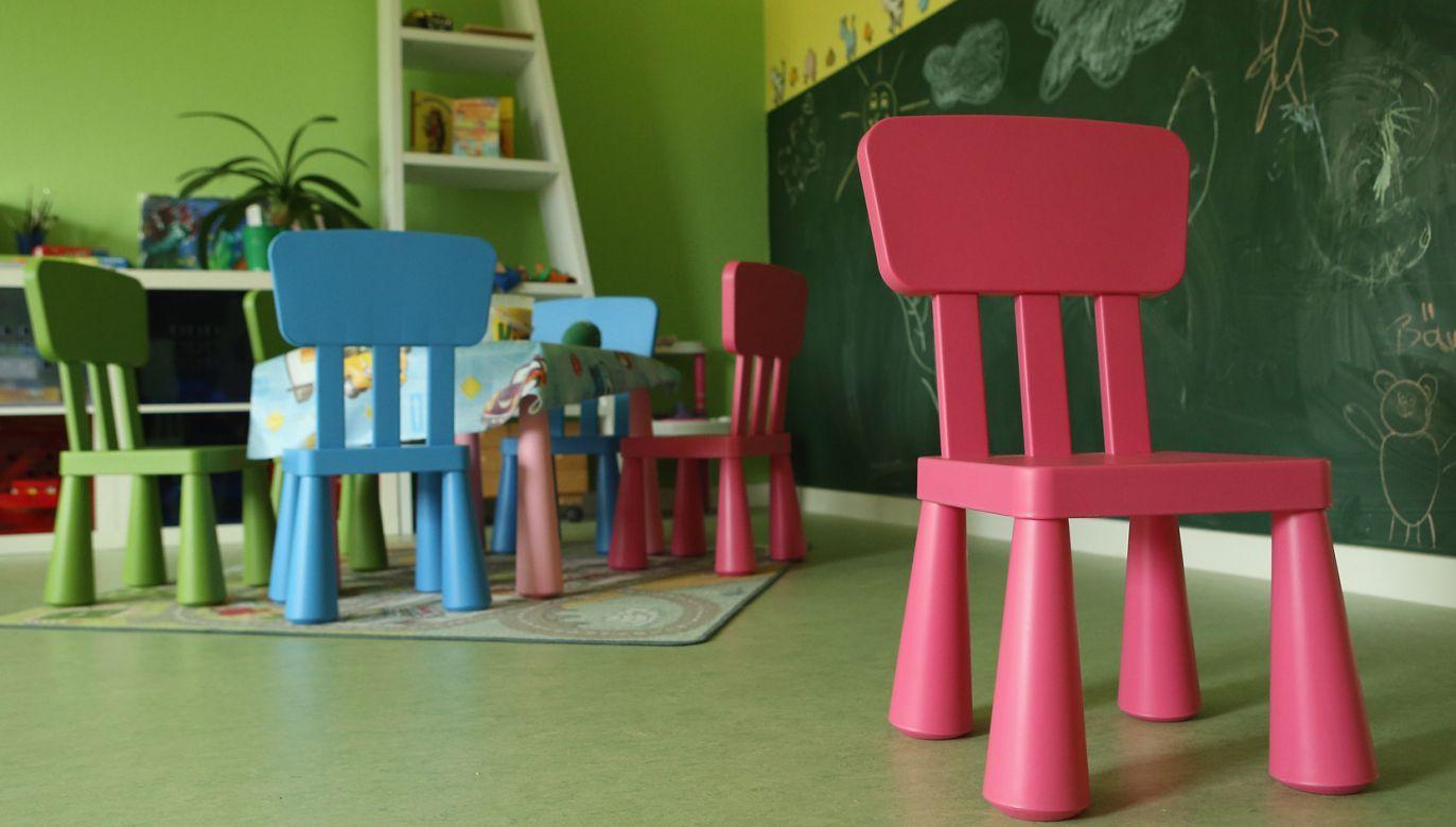 Do zdarzenia doszło w jednym z warszawskich miejsc zabaw dla dzieci (zdjęcie ilustracyjne; fot. Sean Gallup/Getty Images)