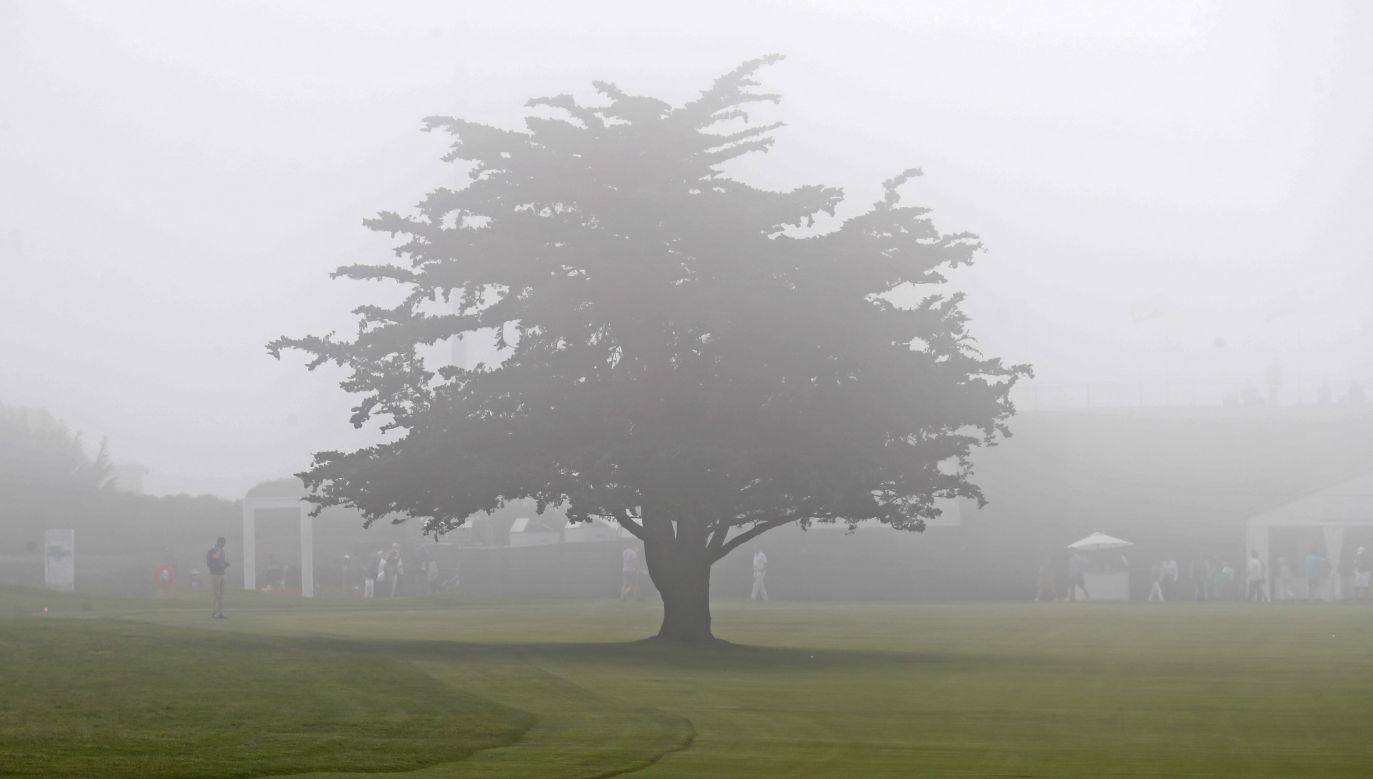 Przewidywane przelotne opady deszczu i mgły (Photo by Brian Spurlock/Icon Sportswire via Getty Images)