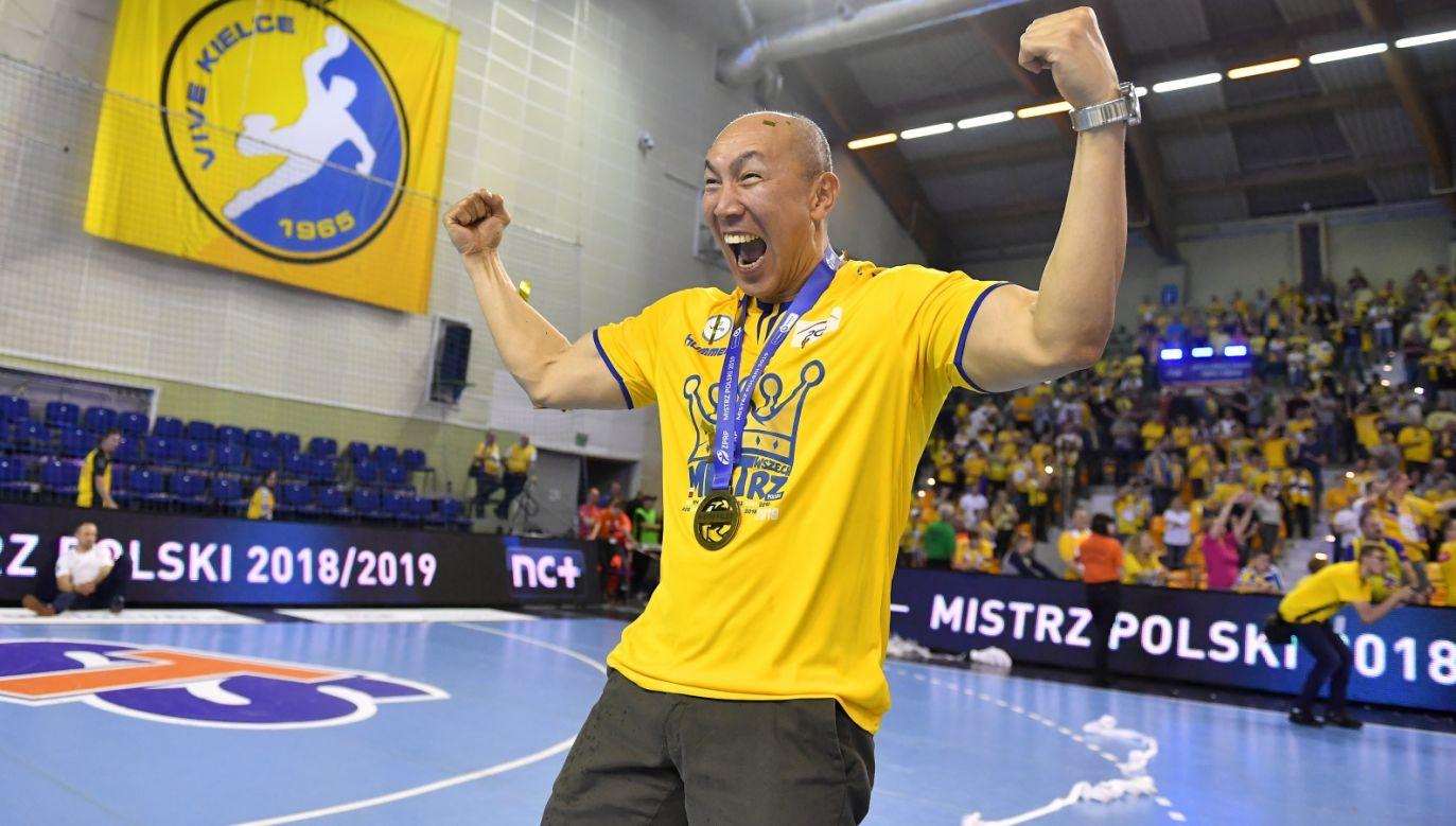 Tałant Dujszebajew (fot. PAP/Piotr Polak)