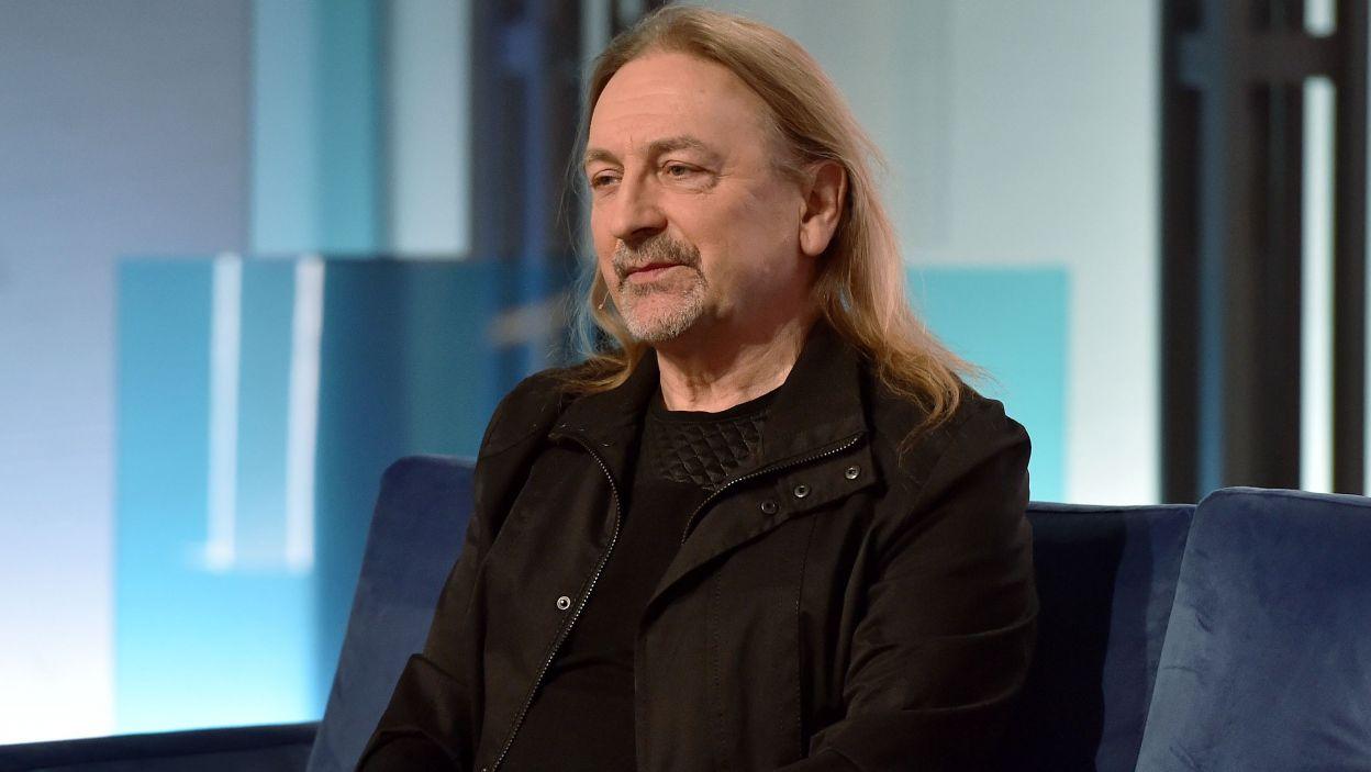 Marek Piekarczyk. (fot. Ireneusz Sobieszczuk/ TVP)