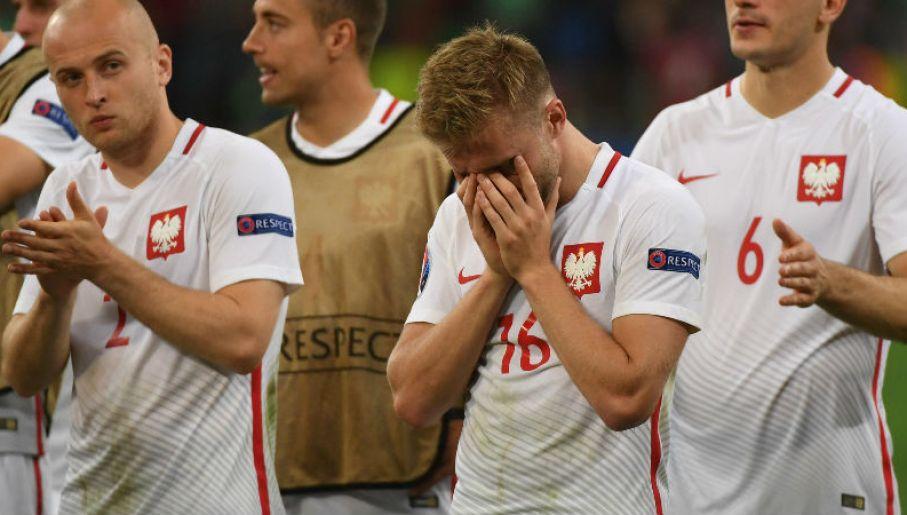 0245be429 Polska przegrała 3-5 z Portugalią w serii rzutów karnych w ćwierćfinale  piłkarskich mistrzostw Europy. Po 90 minutach gry i dogrywce był remis 1:1.