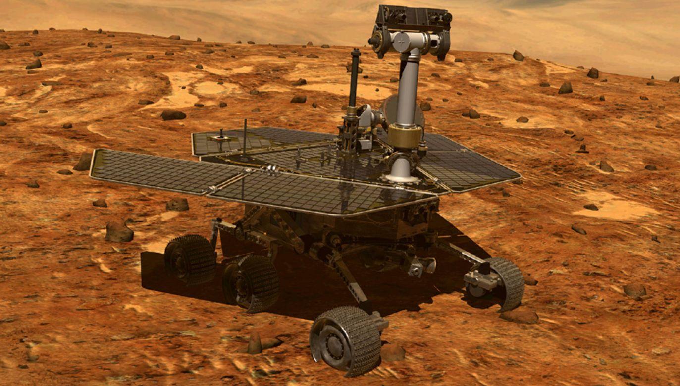Sonda Opportunity przysłała niemal 300 tys. zdjęć Marsa (fot. NASA)