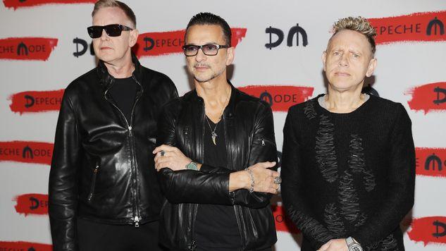 Grupa Depeche Mode zagra w Warszawie (fot. Vittorio Zunino Celotto/Getty Images)