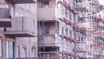 Opłata za wynajem 50-metrowego lokalu w Białej Podlaskiej, wraz z mediami, to ok. 900 zł (fot. tt/@BIPolska)