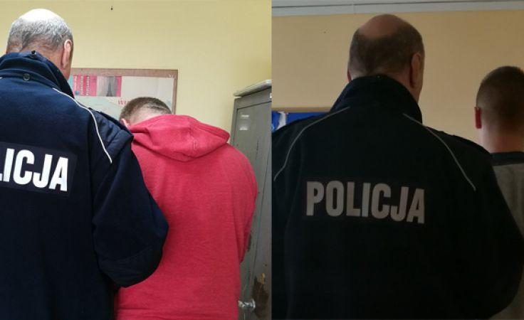 Zatrzymani mają dozór policji