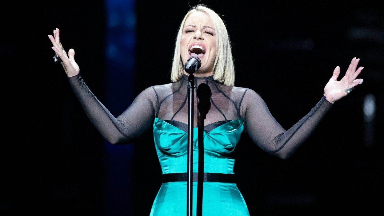 Tamara występowała już na Eurowizji, w chórku Toše Proeskiego, a pięć lat temu reprezentantką Macedonii była jej siostra - Tijana Dapčević, która nie weszła wtedy do finału. Tamarze to się udało, a na dodatek była druga w głosowaniu jurorów (fot. Andres Putting/EBU)