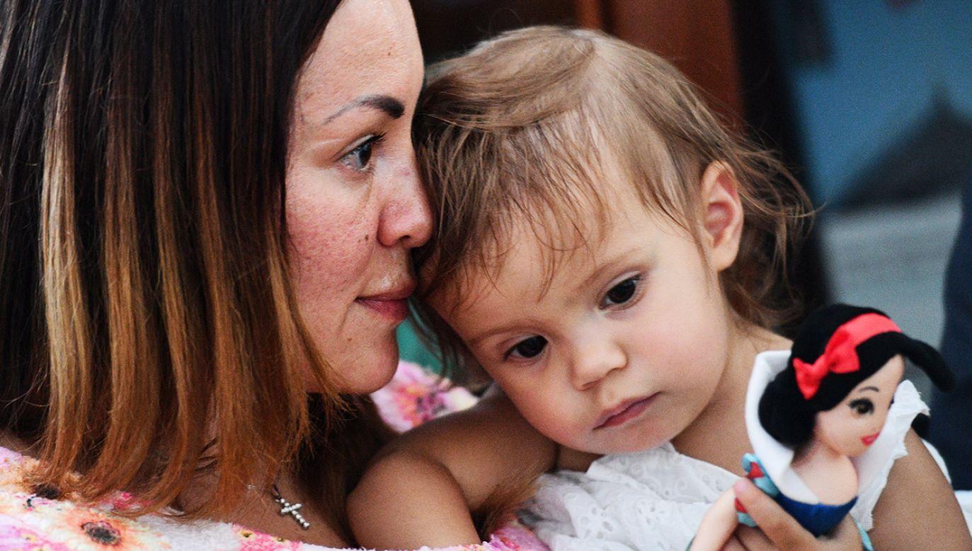 Norweżka, której w kraju groziło odebranie dziecka, znalazła azyl w Polsce (fot. arch.PAP/Jacek Turczyk)