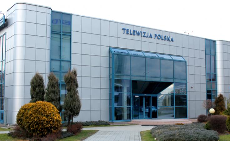 Budynek TVP Rzeszów, ul. Mjr. W. Kopisto 6