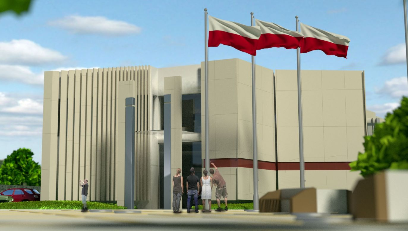 Design of the Battle of Warsaw Museum. Photo:www.ossow1920.pl