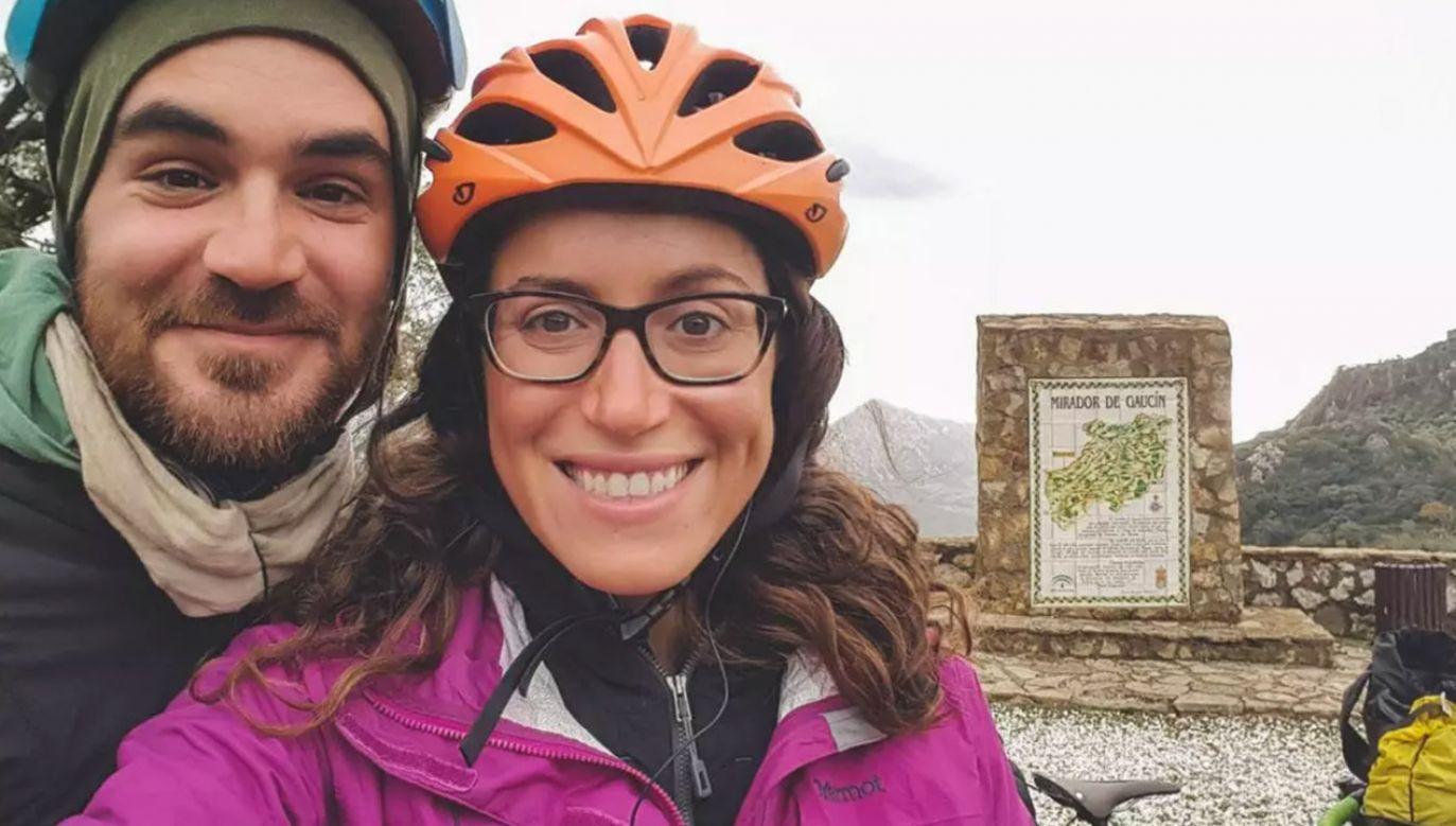 Jay Austin i Lauren Geoghegan (fot.  SIMPLYCYCLING.ORG)