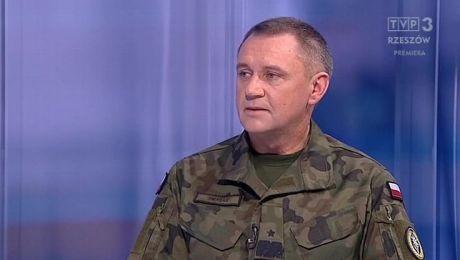 Gen. bryg. Ryszard Pietras - dowódca 21. Brygady Strzelców Podhalańskich