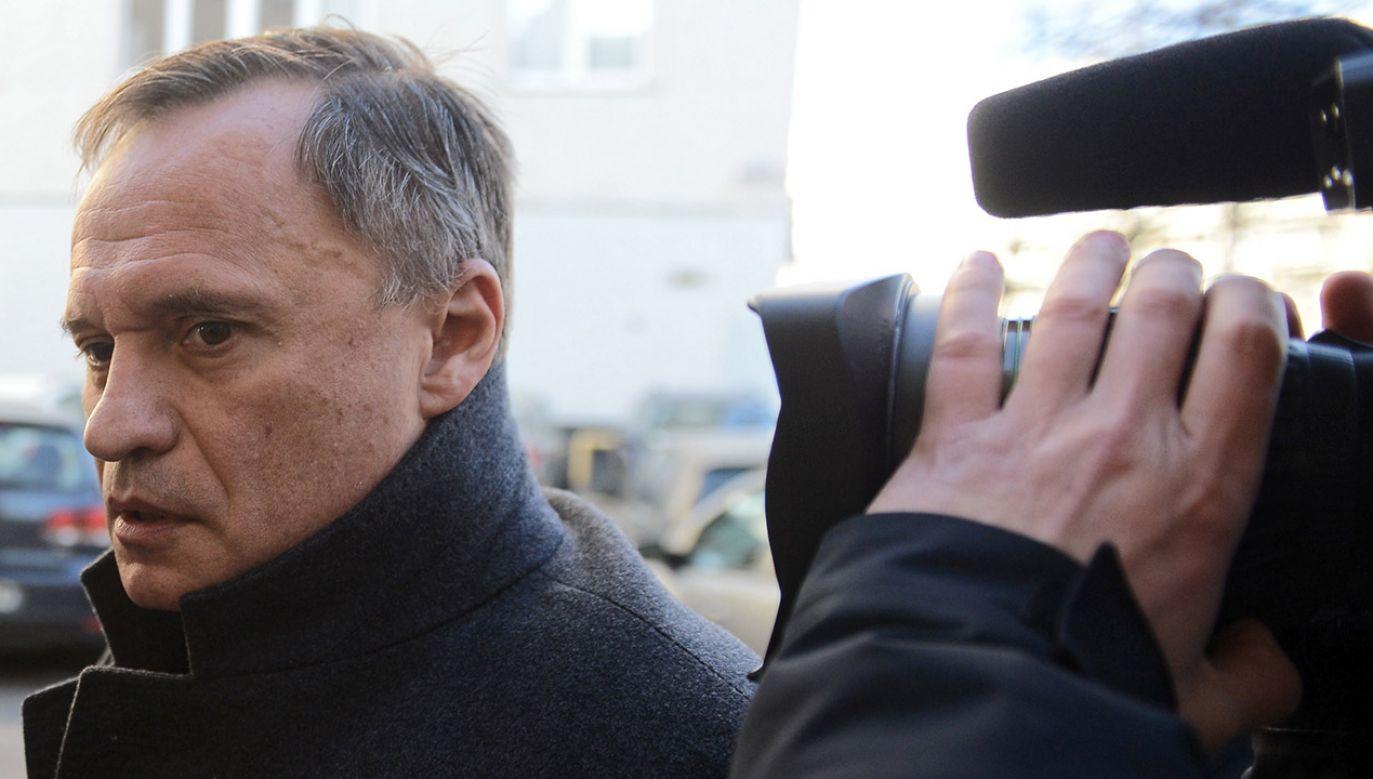 W ocenie prawnika poszkodowanych egzekucja powinna dodać otuchy osobom procesującym się o obligacje GetBack (fot. PAP/Jakub Kamiński)