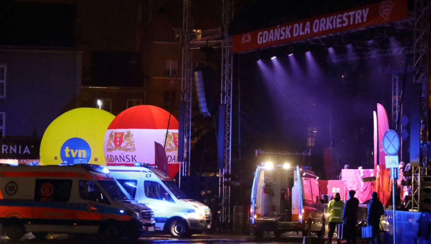 Będzie sprawdzana prawidłowość organizacji i zabezpieczenia gdańskiego finału WOŚP (fot. PAP/Grzegorz Mehring/www.gdansk.pl)
