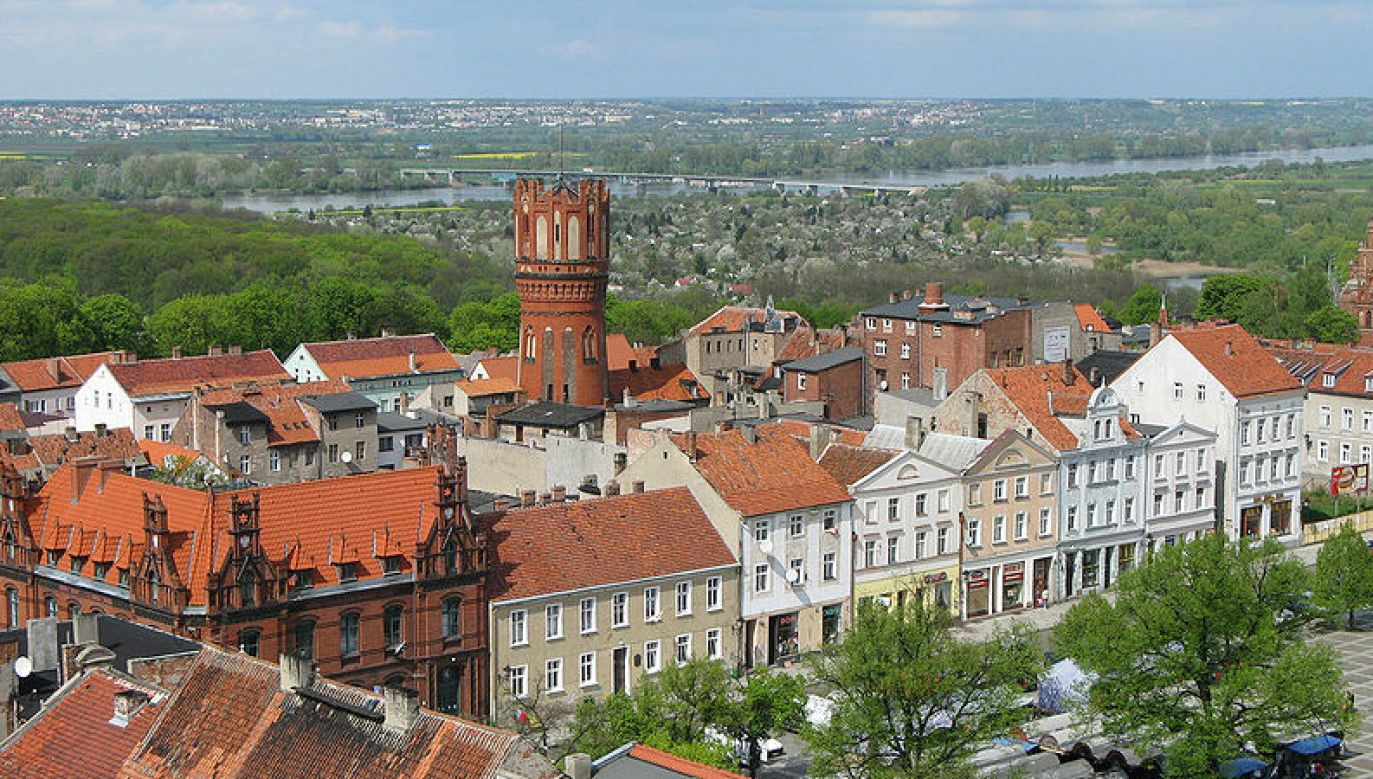 Chełmno jest jednym z najstarszych w Polsce miast (fot. Wikipedia/Margoz)