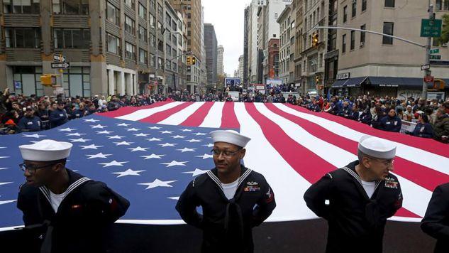 Parada ma się odbyć 10 listopada (fot. REUTERS/Shannon Stapleton)