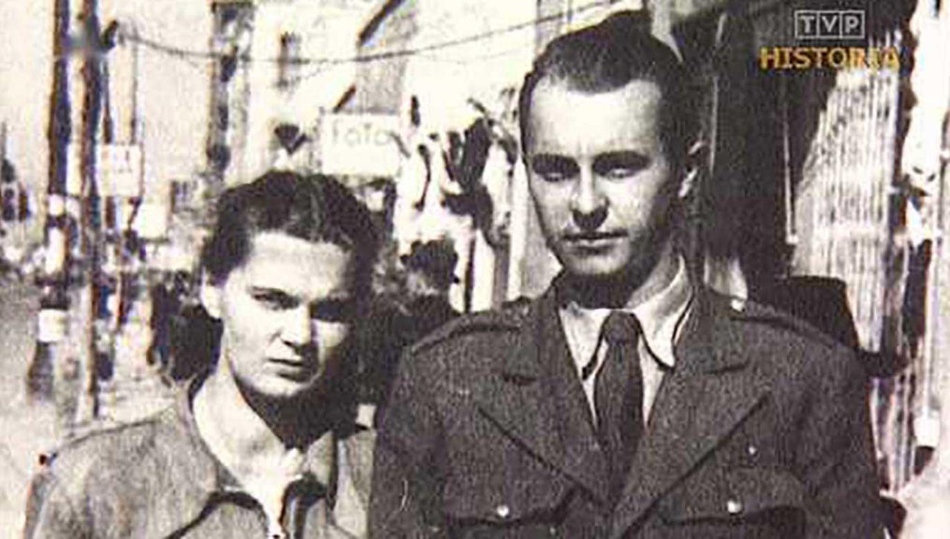 """Jan Rodowicz """"Anoda"""" był radosnym, pełnym inwencji młodym człowiekiem. Zginął w niewyjaśnionych okolicznościach (fot. TVP)"""