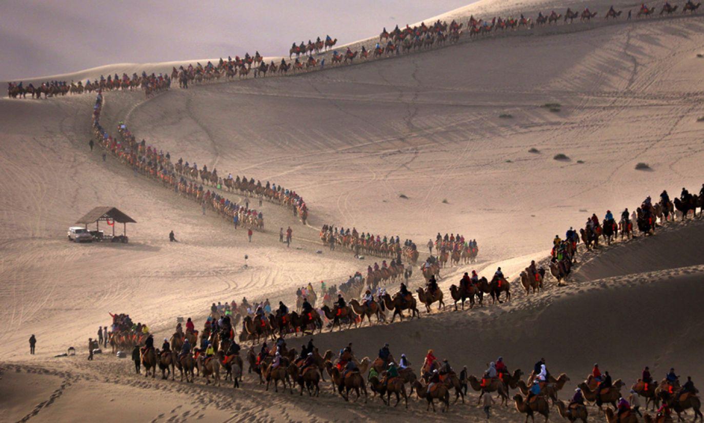 (fot.arch. PAP/EPA/Zhang Hongxiang)