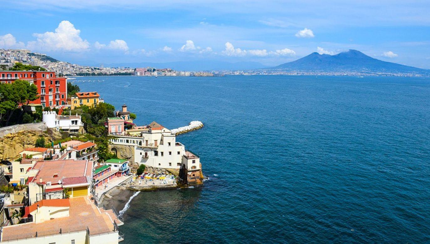 Nurkowie odkryli podwodne ruiny w Zatoce Neapolitańskiej (fot. Megapixel)