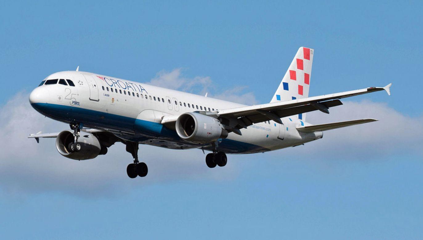 Croatia Airlines ma połączenia z Europą Zachodnią (fot. Adrian Pingstone)