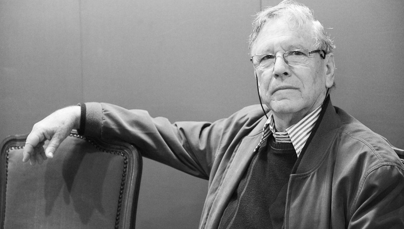 Izraelski pisarz miał 79 lat, chorował na raka (fot. PAP/EPA/TONINO DI MARCO)
