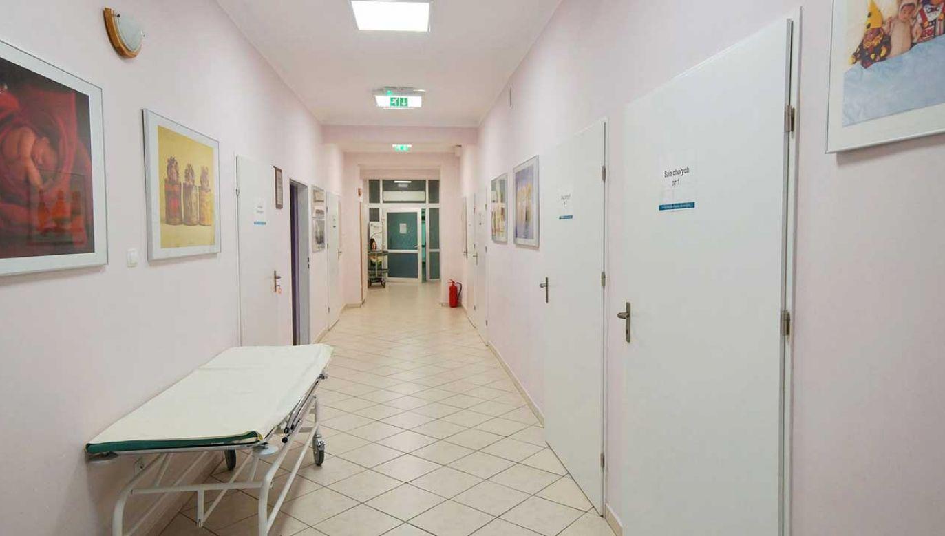 Prokuratura ma wyjaśnić, czy szpital zamiast przekazywać płody z poronień do pochówku, nielegalnie je utylizował (fot. FB/Oddział Ginekologiczno-Położniczy w Skwierzynie)
