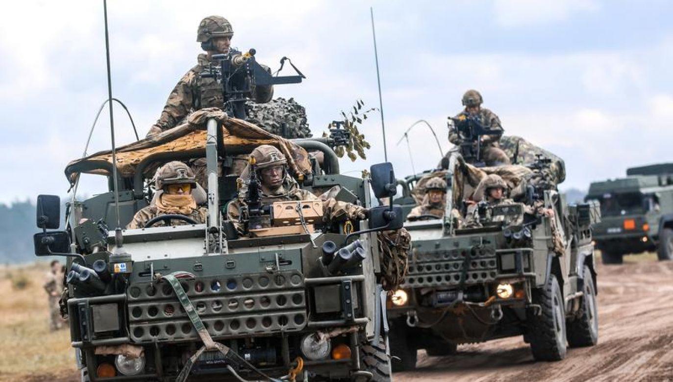 Ostateczny raport grupy zostanie przedstawiony na początku 2019 roku. (fot. Reuters/ U.S. Army/Spc. Hubert D. Delany)