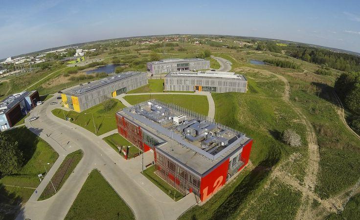 Nowa siedziba ma znaleźć się w się w Olsztyńskim Parku Naukowo-Technologicznym (fot. parktechnologiczny.olsztyn.eu)