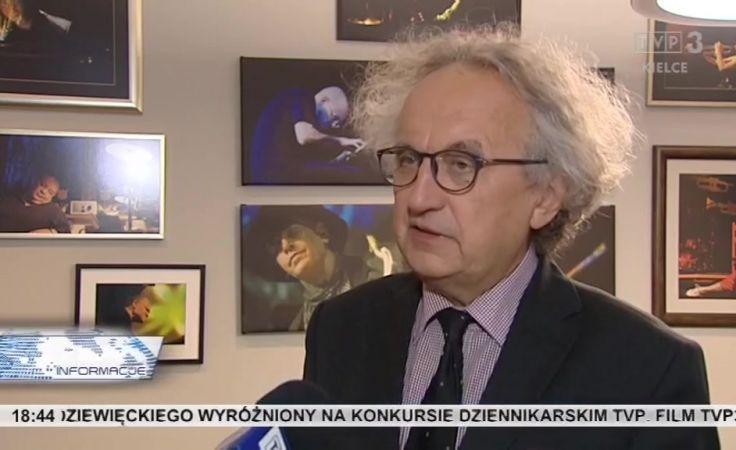 Prezes Targów Kielce Andrzej Mochoń zapowiada, że do świętowania Jubileuszu zaprosi też kielczan