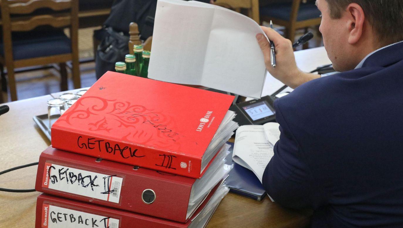 Getback debtors praise asset seizure legislation. Photo: PAP/Tomasz Gzell