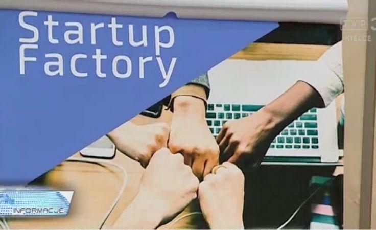 StartUp Factory - pierwszy krok w biznesie