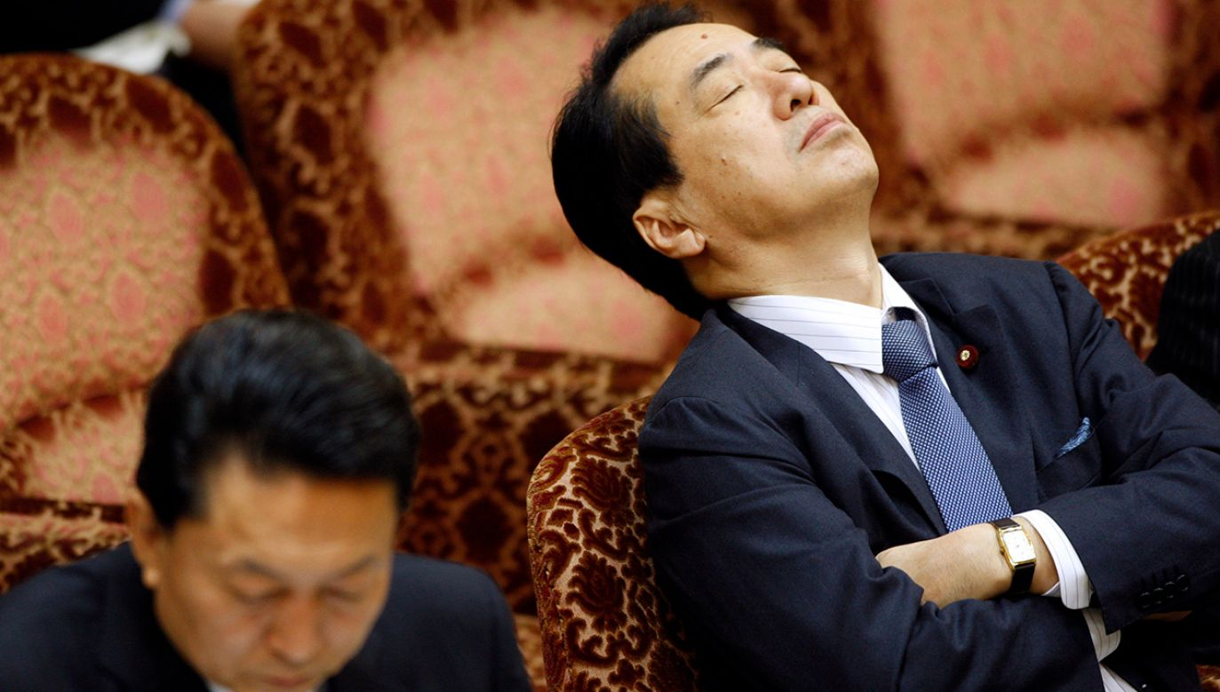 Bezsenność pracowników spędza sen z powiek wielu japońskim pracodawcom (fot. REUTERS/Yuriko Nakao)