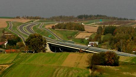 Kolejny odcinek drogi S-19 ze Świlczy do Kielanówki już gotowy