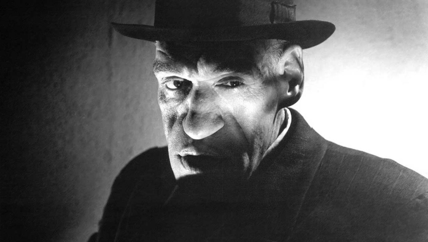 Amerykański aktor Rondo Hatton (1895 - 1946) (fot. Silver Screen Collection/Getty Images)