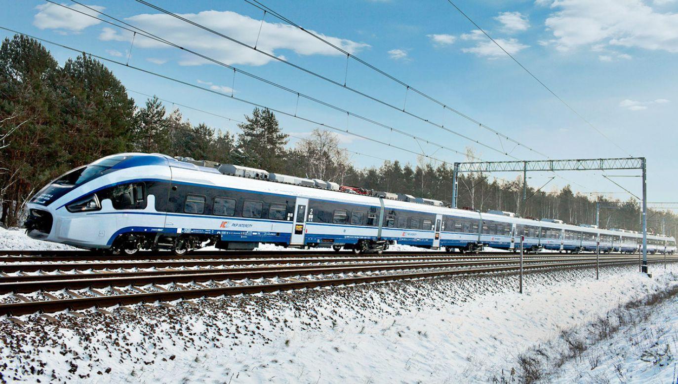 Wybudowanych ma zostać 58 km trasy kolejowej, a zmodernizowanych 80 km istniejących torów. Powstać ma 11 tuneli, 8 estakad, 20 mostów, ponad 30 wiaduktów (fot. tt/@PKP_PLK_SA)