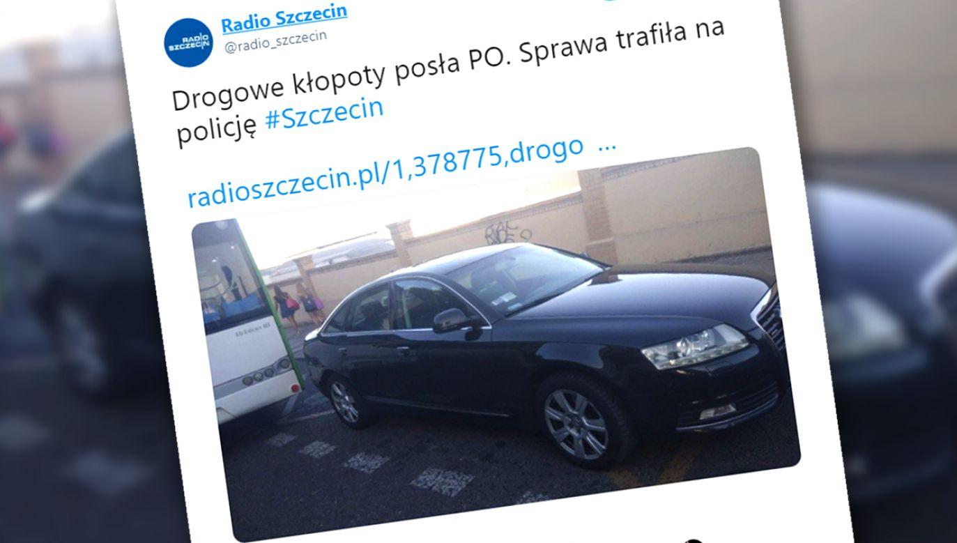 Informację podało Radio Szczecin (fot. TT/Radio Szczecin)