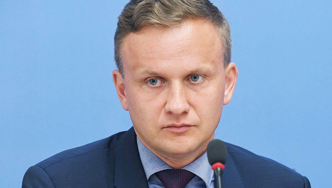 Bartosz Marczuk w MRPiPS był współtwórcą Rządowego Programu Polityki Rodzinnej 2006-2007 i społecznym doradcą ministra pracy i polityki społecznej (fot. arch.PAP/Radek Pietruszka)