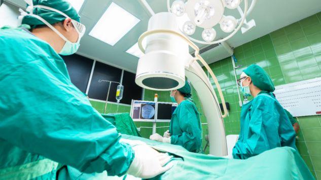"""Nawigacja inteligentna na bieżąco """"uczyła"""" się anatomii pacjenta (fot. Pexels)"""