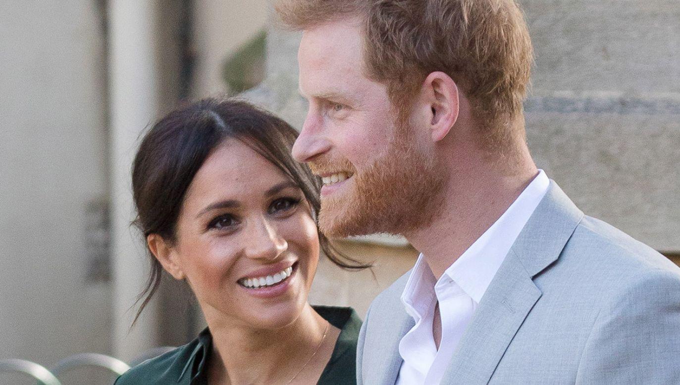 Pierwsze dziecko pary książęcej urodzi się na wiosnę (fot. PAP/EPA/VICKIE FLORES)