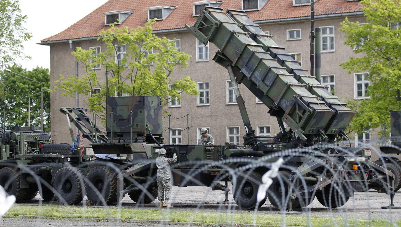 "Minister Obrony Narodowej jest pewien, że Polska kupi system ""Patriot"" (fot. REUTERS/Peter Andrews)"