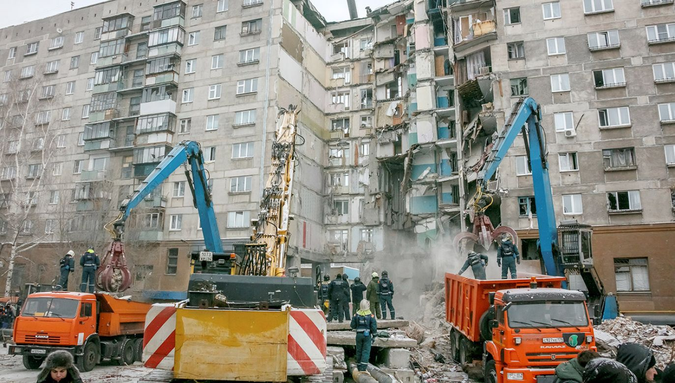 W wyniku eksplozji zginęło 39 osób (fot. REUTERS/Andrey Serebryakov)
