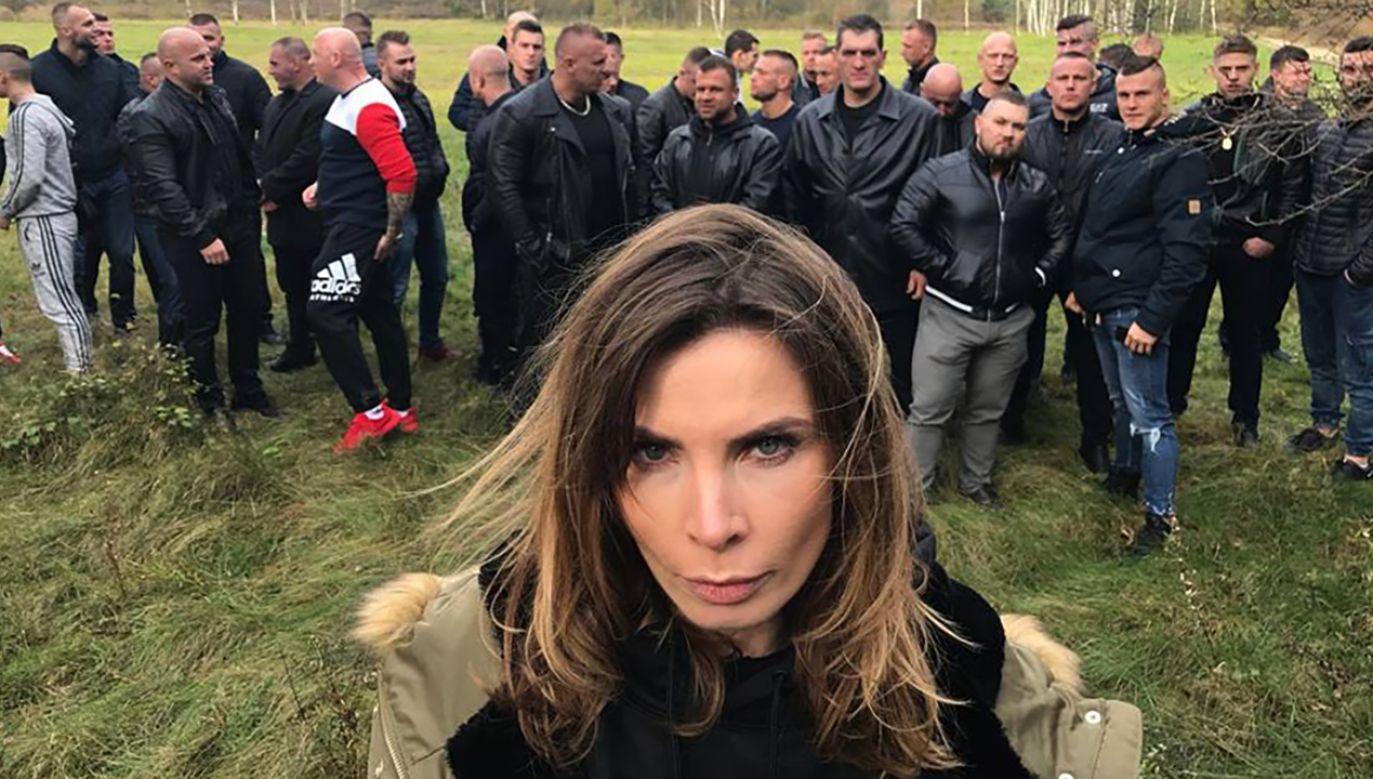 Nowy film Patryka Vegi już wywołuje kontrowersje (fot. Facebook/PatrykVegaOfficial)