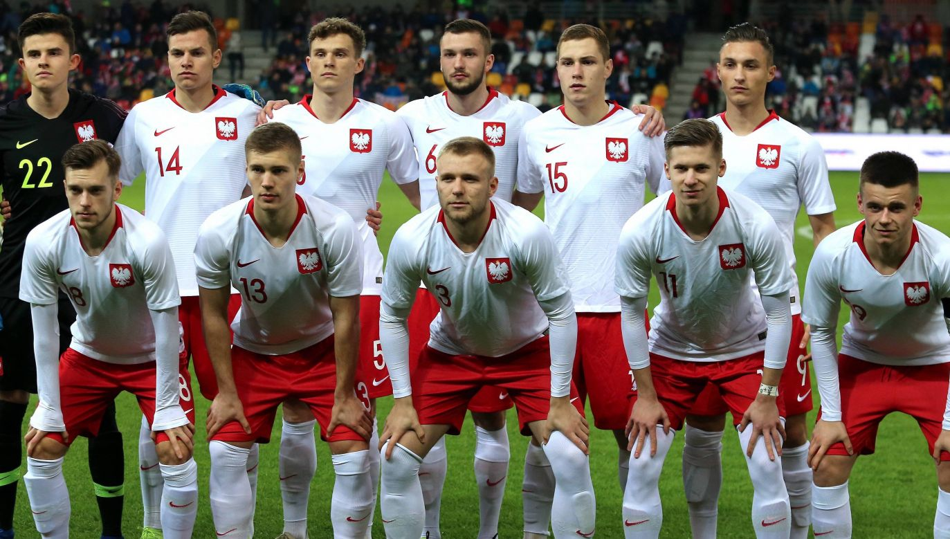Ściany na pewno pomogą Polakom. W fazie grupowej wszystkie mecze rozegramy na stadionie Widzewa w Łodzi (fot. PAP/Andrzej Grygiel)
