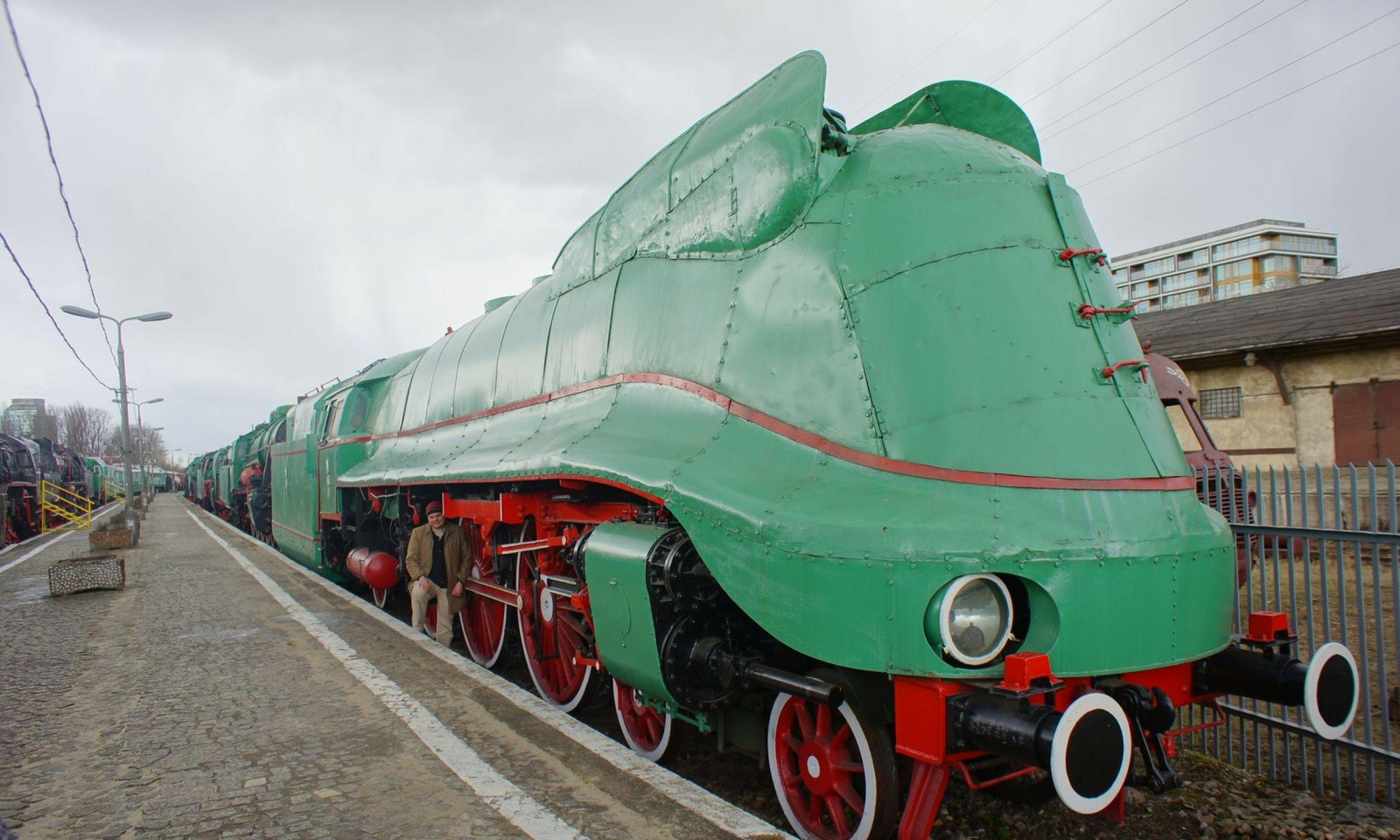 Niemiecki Pm3, z lat 1931-41. Fot. Wikimedia/Konrad Wąsik, www.panoramio.com/photo/69494510