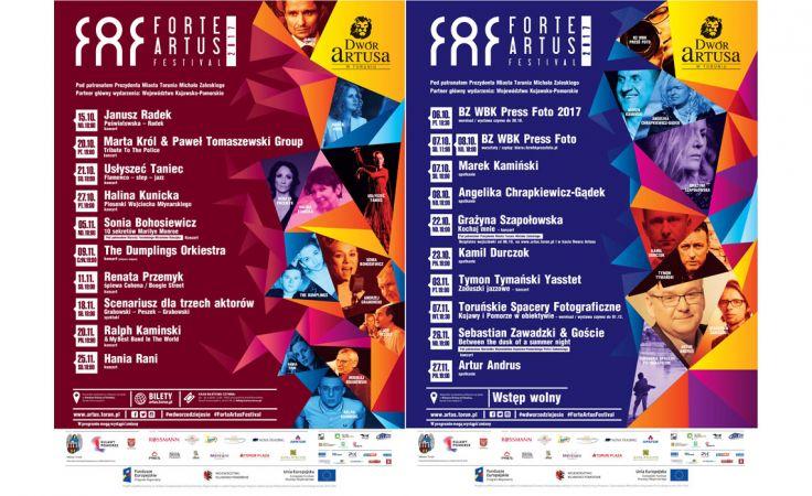 Forte Artus Festival 2017